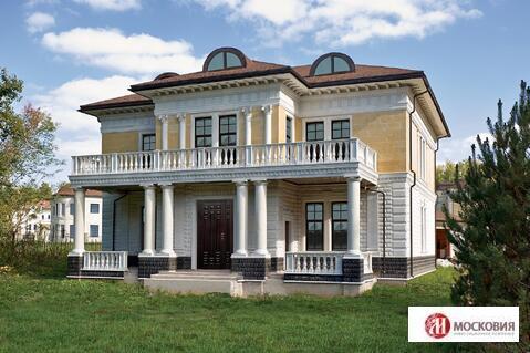 Дом 663 кв.м. 25 км. от МКАД Калужское шоссе, 5 км. от г.Троицка - Фото 1