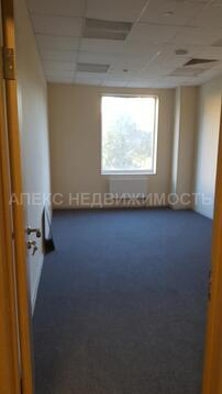 Аренда офиса пл. 345 м2 м. Калужская в бизнес-центре класса А в . - Фото 4