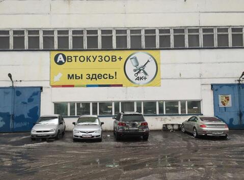 Сдается автосервис 400 кв.м.