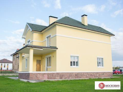 Готовый дом в жилом коттеджном поселке бизнес класса вблизи Свитино - Фото 4