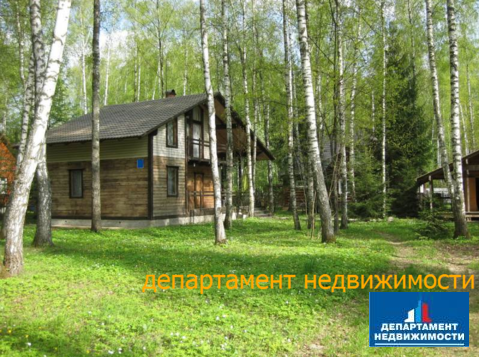 Сдам дом коттедж баня бильярд Балабаново Калужская область - Фото 1