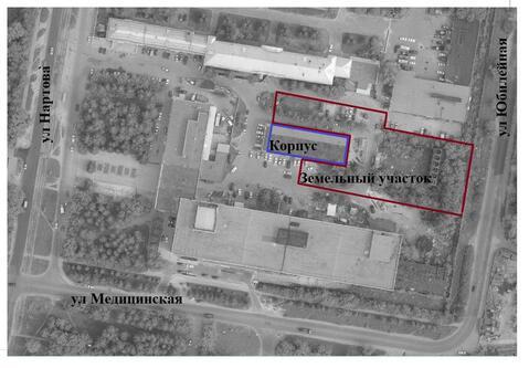 Корпус 2059 кв м + участок 0.5 га, ул Нартова - Фото 2