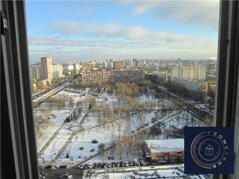 3к кв, м. Перово, Зеленый проспект, 22 (ном. объекта: 27352) - Фото 5