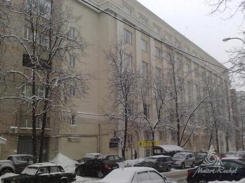Аренда офис г. Москва, м. Семеновская, ул. Ибрагимова, 31, корп. 2 - Фото 1