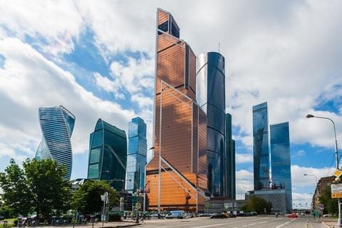 Офис класс А в Москва-Сити - Фото 1