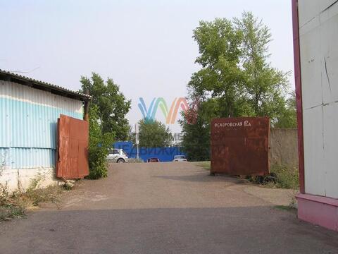 Продажа производственного помещения, Уфа, Ул. Федоровская - Фото 3