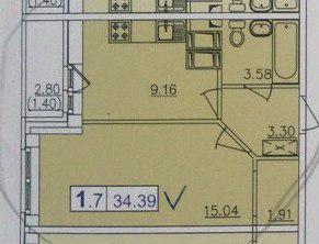 ЖК Муринский Посад, сдача 2 кв. 16 года ( м. Девяткино) - Фото 4
