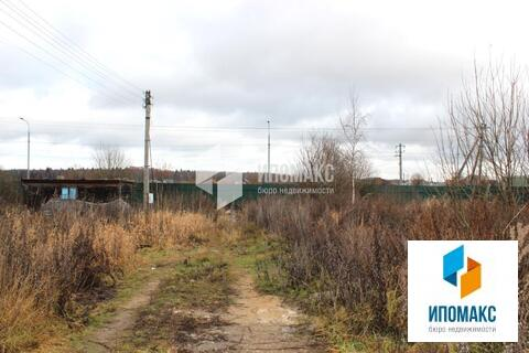 Участок 15 соток , ИЖС, Шеломово,45 км от МКАД, Киевское шоссе - Фото 3