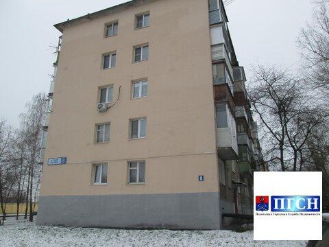 1-к квартира Москва, п.Знамя Октября д.8 - Фото 1