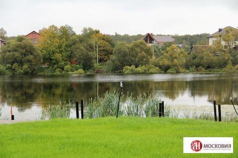 Участок 11,5 соток в поселке собсвенным прудом Калужское/Варшавское ш - Фото 2