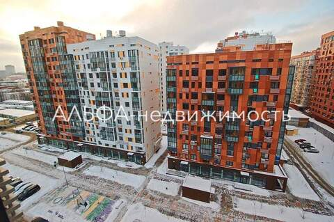 2-к. квартира 60 м2 ул. Пресненский Вал, 14 к.1 - Фото 4