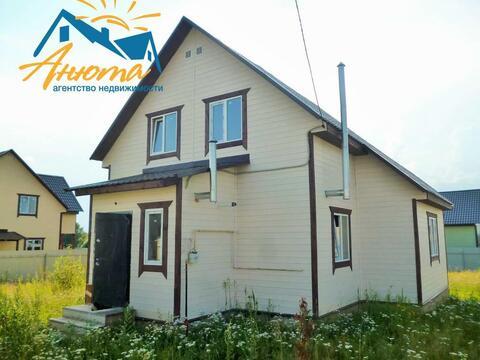 Хотите купить дом в деревне Калужской области у воды? - Фото 1