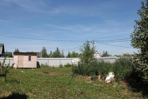 """Продается участок в СНТ """"Гальчино"""" мкрн.Барыбино - Фото 1"""