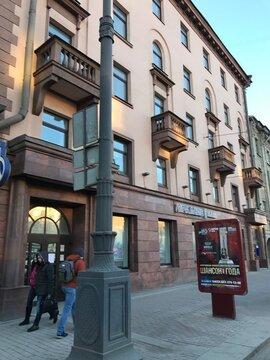 Здание с арендатором на первой линии Московского проспекта - Фото 1
