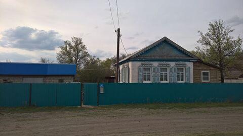 Дом + земельный участок в жилой станице Волгоградской обл. - Фото 1