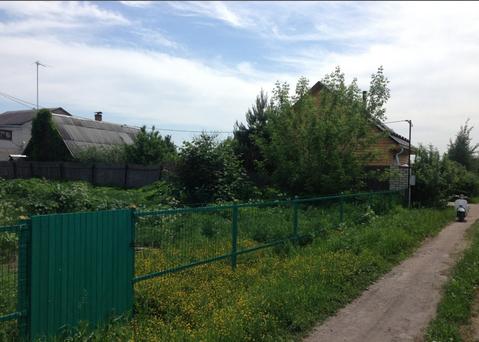 10 сот ИЖС с домом, д.Белозерки - Фото 4