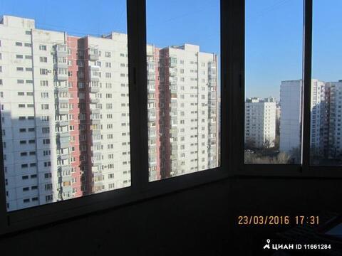 Продается однокомнатная квартира (Москва, м.Октябрьское поле) - Фото 2