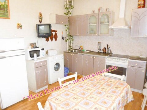 Сдается 4-х комнатная квартира 112 кв.м. в г. Балабаново ул. 1мая - Фото 1