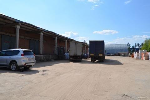 Производственно-складское помещение на Киевском шоссе. - Фото 2