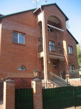 3 этаж. коттедж 830,9 м2 Москва, район Десёновское, Озерный кп - Фото 1