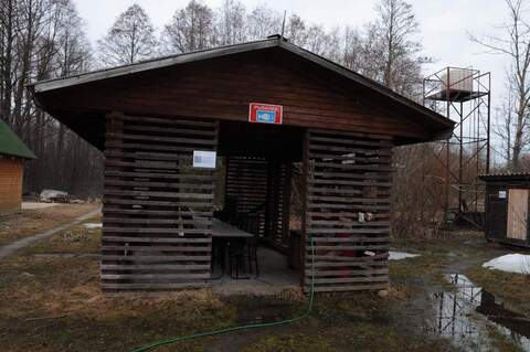 Продажа: здание 101.4 кв.м, поселок Яблоновка - Фото 1
