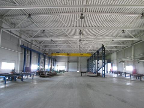Продам производственный комплекс 3200 кв.м. - Фото 1