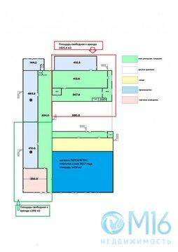 Торговое помещение 500 м2 в многофункциональном комплексе - Фото 2