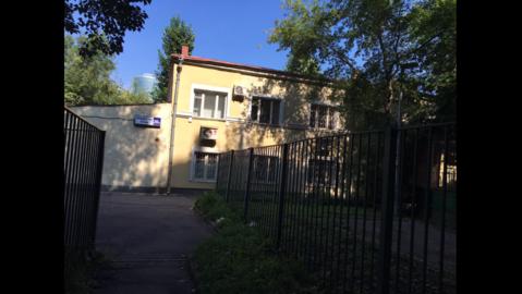 Нежилое отдельно-стоящее здание, общей площадью 972,6 кв.м. - Фото 1