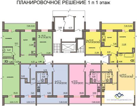 Продам квартиру Профессора Благих , 4стр,8 эт, 45 кв.м, цена 1690 т.р. - Фото 2