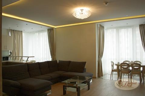 Прекрасная квартира с дизайнерским ремонтом ЖК Дом в Сокольниках - Фото 1