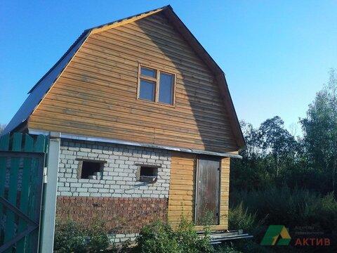 Участок с дачным домом, м. Щелканка - Фото 1