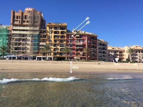 Двухуровневый Пентхаус в Валенсии на берегу 150 м2 - Фото 1