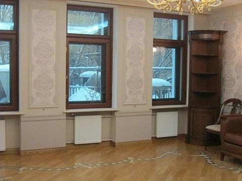 Аренда офиса, м. Чистые пруды, Ул. Макаренко - Фото 4