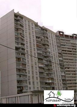 Продается 1-комн квартира в зеленом районе Москвы, ул. Гурьянова, д61 - Фото 2