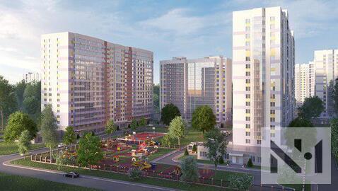 2-х к. квартира 53 м2 в ЖК Витамин в Мурино за 2.570.000 - Фото 5