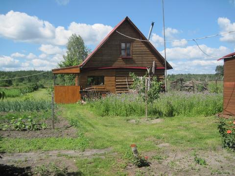 Крепкий дом с новой баней - Фото 1