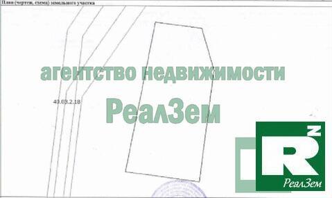 Земельный участок 1.8 гектара в Боровском районе Ворсино