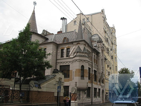 Сдам офис 267 кв.м, бизнес-центр класса B+ «На Трехпрудном» - Фото 1