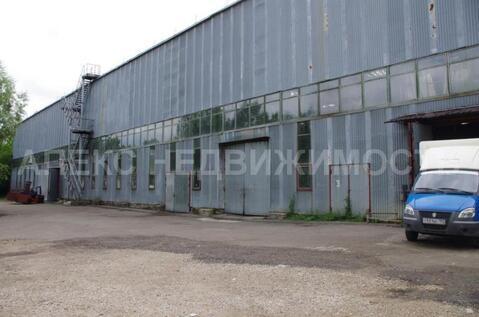 Продажа производства пл. 14000 м2 м. Нагатинская в складском комплексе . - Фото 2