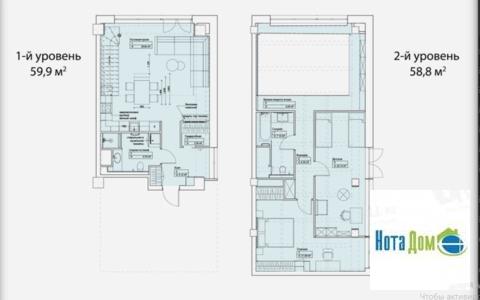 Продаётся 3-комнатная квартира по адресу Столярный 3 - Фото 5