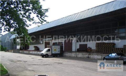 Продажа помещения пл. 6590 м2 под склад, м. Печатники в складском . - Фото 4
