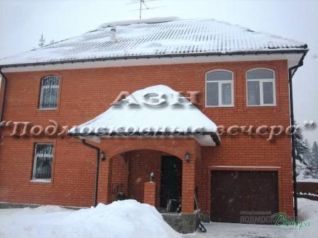 Калужское ш. 34 км от МКАД, Шишкин Лес, Коттедж 340 кв. м - Фото 2