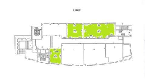 Аренда офиса от 50 кв.м, м2/год - Фото 3