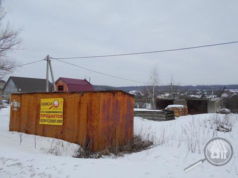 Продается земельный участок, с. Малая Валяевка, ул. Центральная - Фото 1