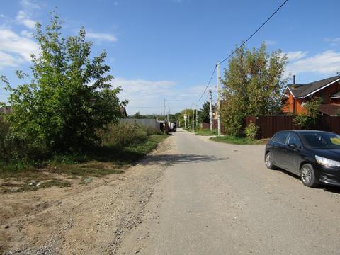Участок 10 соток, с.Домодедово, ул.Песчаная, д.8, ПМЖ - Фото 4