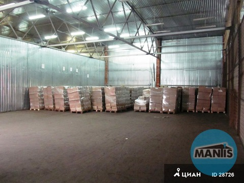 Теплый склад 150м2 в Перово - Фото 5