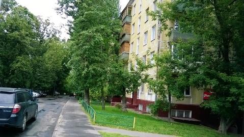 Комната 13 кв. м - м.- Полежаевская, ул. Народного Ополчения, 8 - Фото 1