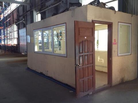Теплый склад 2500 кв.м. со сталлажами в Екатеринбурге - Фото 4