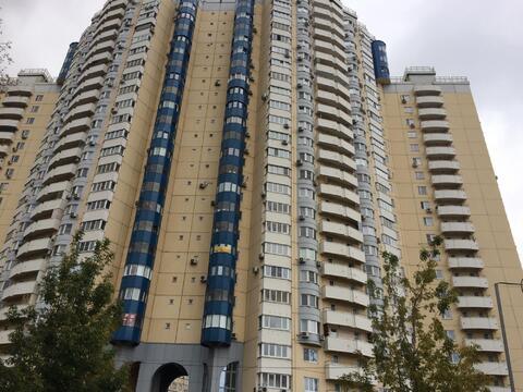 Продам 3-х комнатную квартиру Нагатинская набережная дом 18 - Фото 1