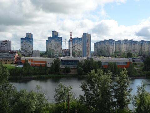1 400 руб., Квартира на мещерском бульваре, Квартиры посуточно в Нижнем Новгороде, ID объекта - 313947779 - Фото 1